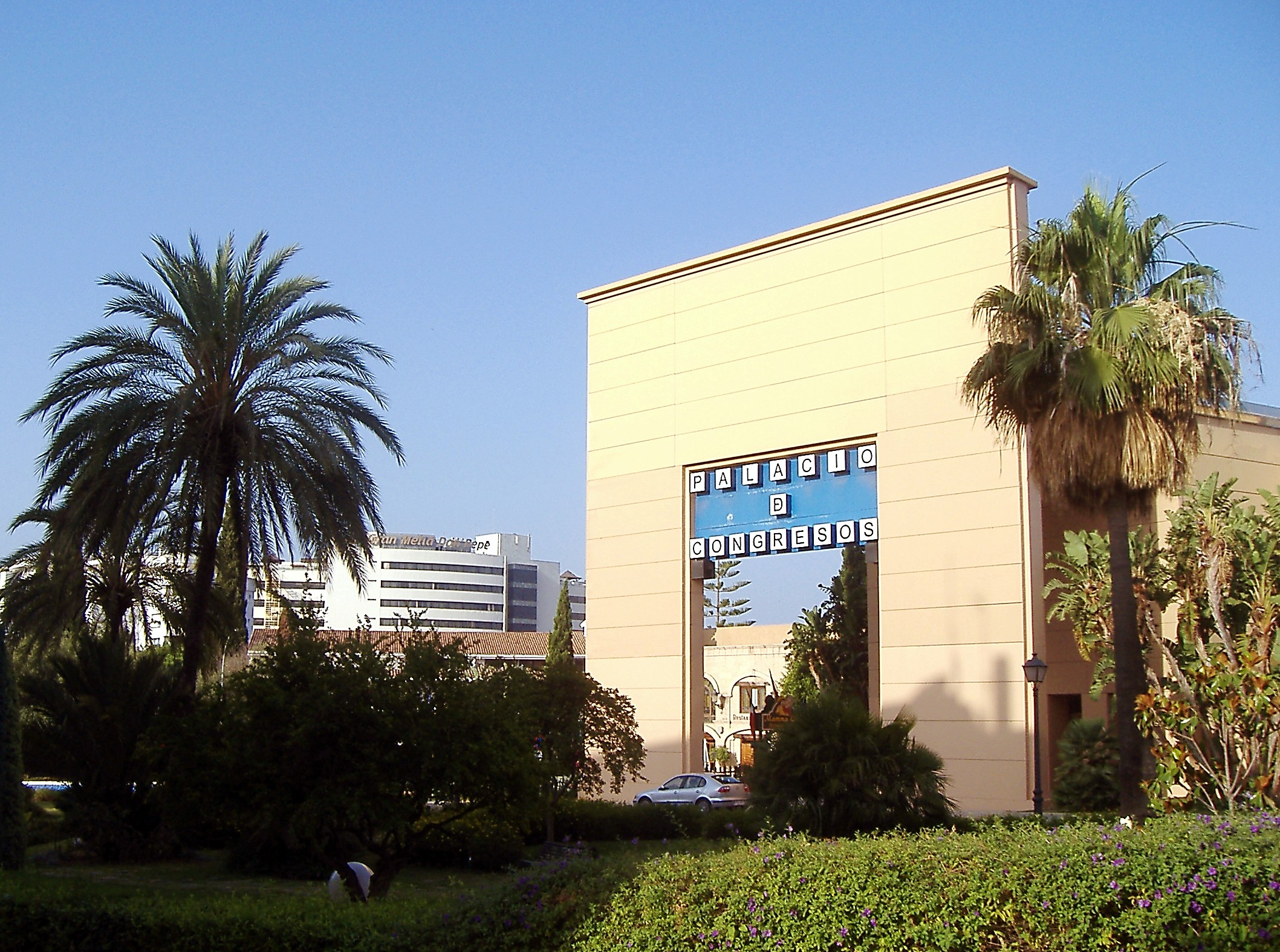Palacio de Feria